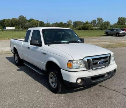 2011 Ford Ranger for sale at I-80 Auto Sales in Hazel Crest IL