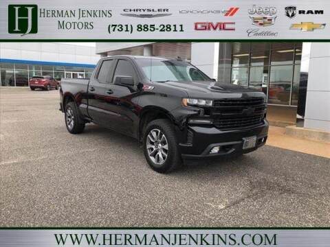 2019 Chevrolet Silverado 1500 for sale at Herman Jenkins Used Cars in Union City TN