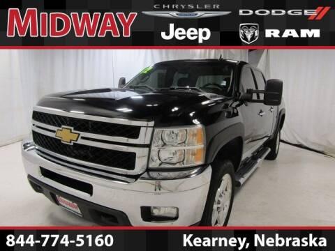 2012 Chevrolet Silverado 2500HD for sale at MIDWAY CHRYSLER DODGE JEEP RAM in Kearney NE