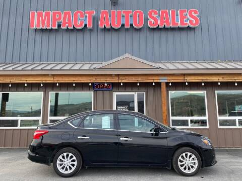 2019 Nissan Sentra for sale at Impact Auto Sales in Wenatchee WA