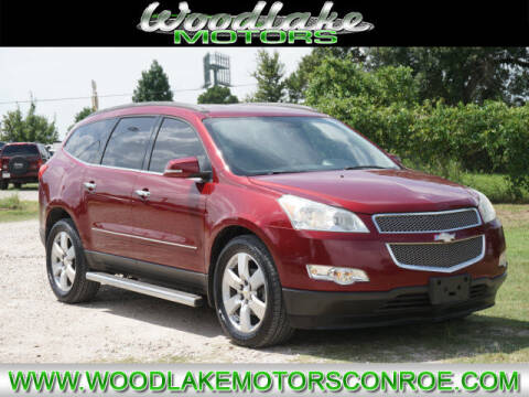 2010 Chevrolet Traverse for sale at WOODLAKE MOTORS in Conroe TX