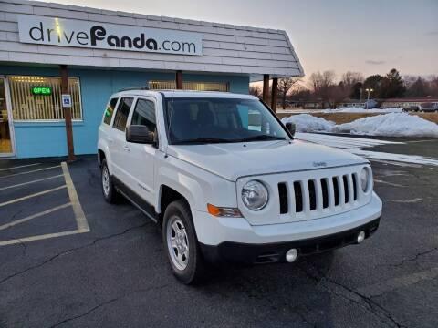 2014 Jeep Patriot for sale at DrivePanda.com in Dekalb IL