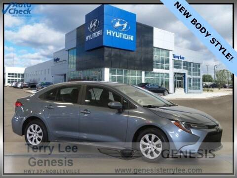 2021 Toyota Corolla for sale at Terry Lee Hyundai in Noblesville IN