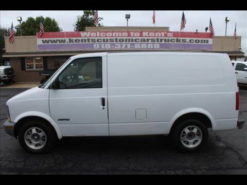1997 Chevrolet Astro Cargo for sale at Kents Custom Cars and Trucks in Collinsville OK