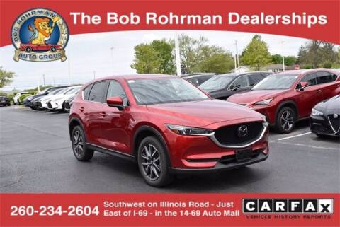 2018 Mazda CX-5 for sale at BOB ROHRMAN FORT WAYNE TOYOTA in Fort Wayne IN