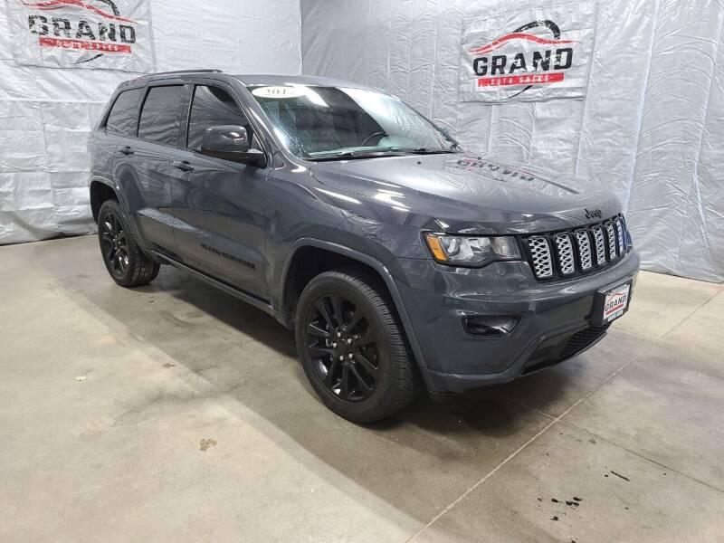 2017 Jeep Grand Cherokee for sale at GRAND AUTO SALES in Grand Island NE