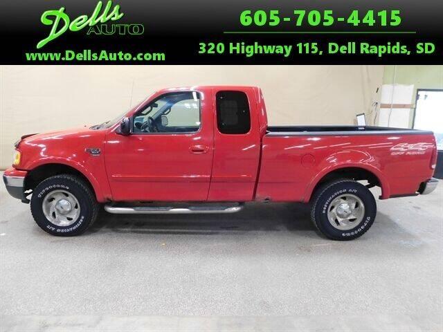 2000 Ford F-150 for sale at Dells Auto in Dell Rapids SD