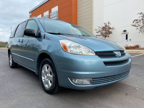 2005 Toyota Sienna for sale at ELAN AUTOMOTIVE GROUP in Buford GA