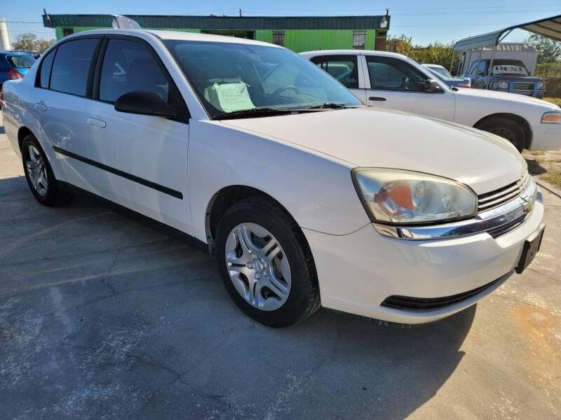 2005 Chevrolet Malibu for sale at Warren's Auto Sales, Inc. in Lakeland FL