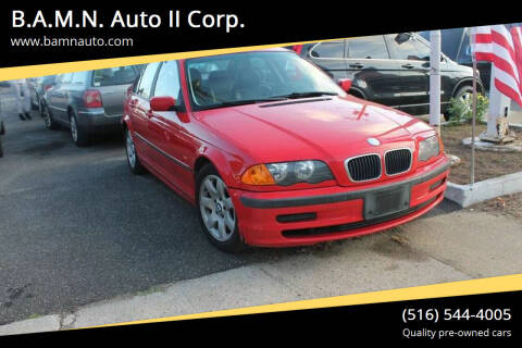 2000 BMW 3 Series for sale at B.A.M.N. Auto II Corp. in Freeport NY