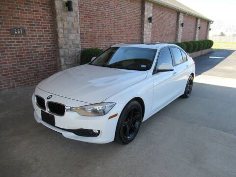 2014 BMW 3 Series for sale at Just Drive Auto in Springdale AR
