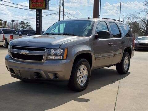2009 Chevrolet Tahoe for sale at Best Auto Sales LLC in Auburn AL