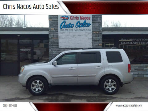 2010 Honda Pilot for sale at Chris Nacos Auto Sales in Derry NH