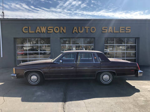 1978 Oldsmobile Ninety-Eight for sale at Clawson Auto Sales in Clawson MI