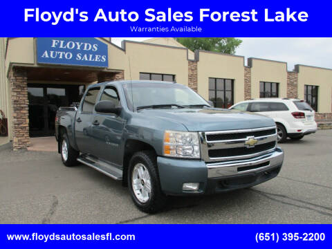 2011 Chevrolet Silverado 1500 for sale at Floyd's Auto Sales Forest Lake in Forest Lake MN