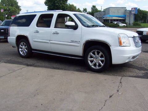 2007 GMC Yukon XL for sale at TOWER AUTO MART in Minneapolis MN