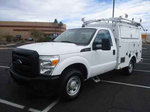 2013 Ford F-350 Super Duty for sale at Corporate Auto Wholesale in Phoenix AZ