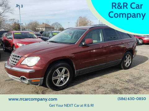 2007 Chrysler Pacifica for sale at R&R Car Company in Mount Clemens MI