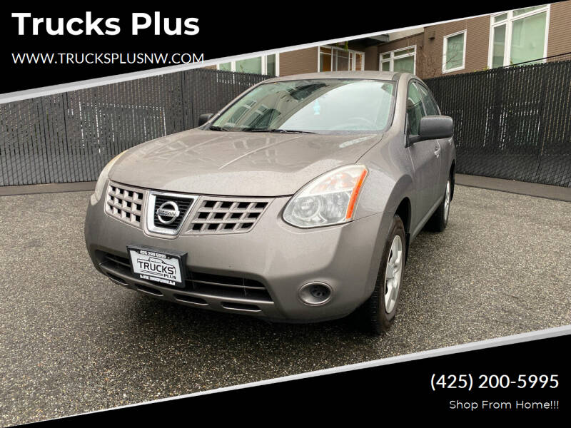 2008 Nissan Rogue for sale at Trucks Plus in Seattle WA