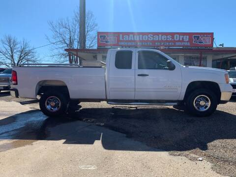 2007 GMC Sierra 2500HD for sale at LA Auto Sales in Monroe LA