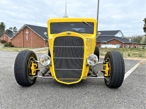 1932 Chevrolet Classic for sale at Silverline Automotive in Lynchburg VA