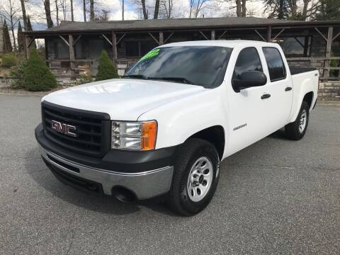 2012 GMC Sierra 1500 for sale at Highland Auto Sales in Boone NC