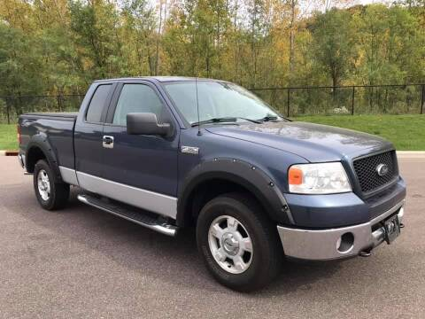 2006 Ford F-150 for sale at Angies Auto Sales LLC in Newport MN