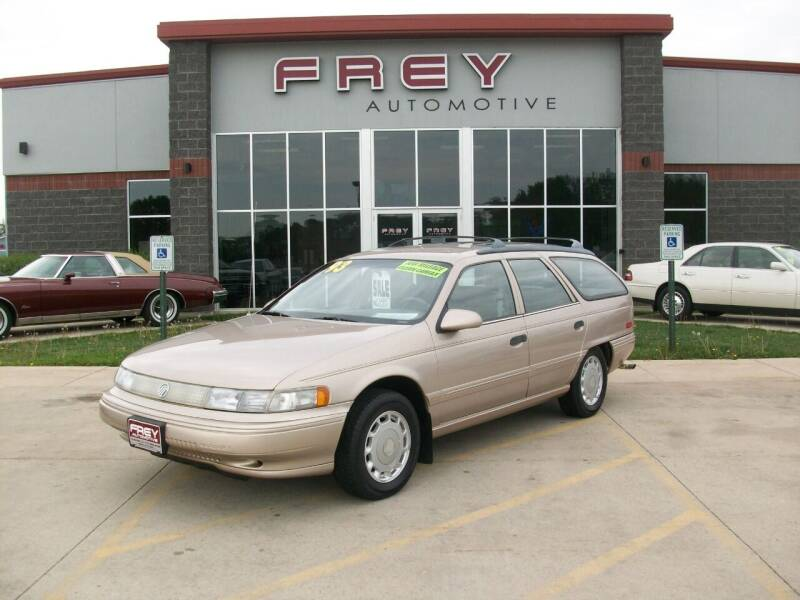 1993 Mercury Sable for sale at Frey Automotive in Muskego WI