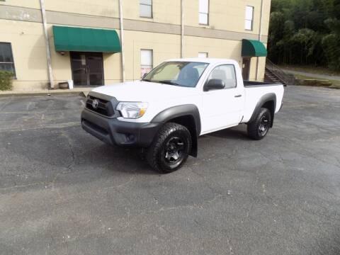 2013 Toyota Tacoma for sale at S.S. Motors LLC in Dallas GA