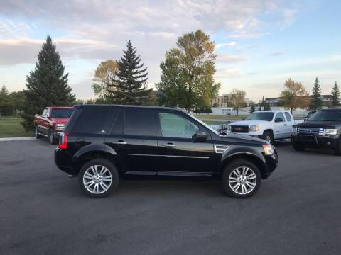 2010 Land Rover LR2 for sale at Crown Motor Inc in Grand Forks ND