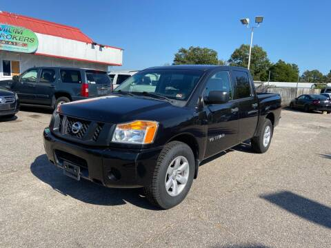 2012 Nissan Titan for sale at Premium Auto Brokers in Virginia Beach VA