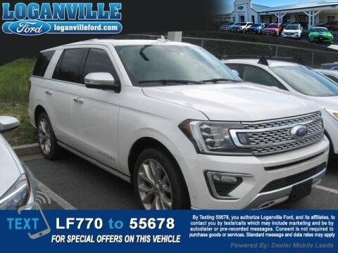 2019 Ford Expedition for sale at Loganville Ford in Loganville GA