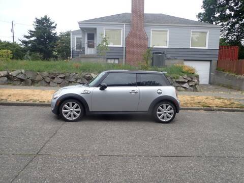 2008 MINI Cooper for sale at INTEGRITY AUTO SALES LLC in Seattle WA