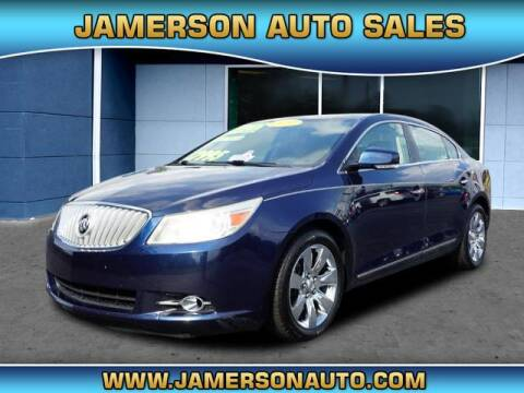 2011 Buick LaCrosse for sale at Jamerson Auto Sales in Anderson IN