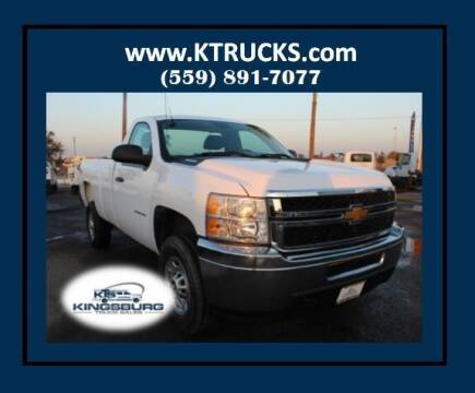 2012 Chevrolet Silverado 2500HD for sale at Kingsburg Truck Center in Kingsburg CA