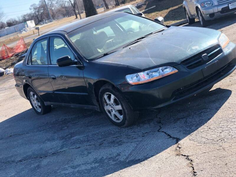 2000 Honda Accord for sale at Rocket Cars Auto Sales LLC in Des Moines IA