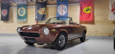 1979 FIAT 2000 124 Spider for sale at Classic Car Deals in Cadillac MI