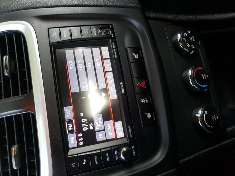 2011 Dodge Avenger for sale at El Jasho Motors in Grand Prairie TX