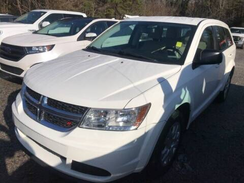 2014 Dodge Journey for sale at BILLY HOWELL FORD LINCOLN in Cumming GA