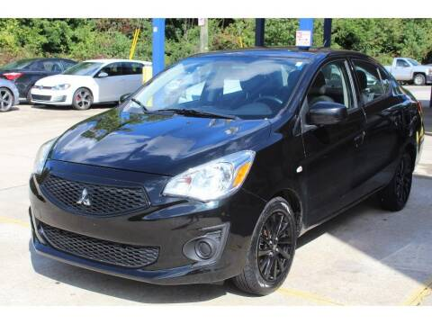 2020 Mitsubishi Mirage G4 for sale at Inline Auto Sales in Fuquay Varina NC