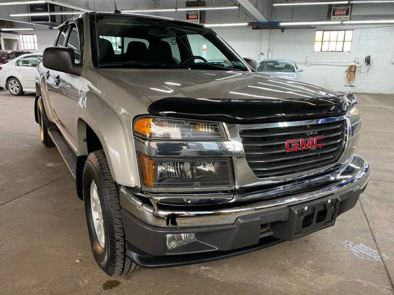 2008 GMC Canyon for sale at John Warne Motors in Canonsburg PA