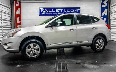 2012 Nissan Rogue for sale at Falleti Motors, Inc.  est. 1976 in Batavia NY