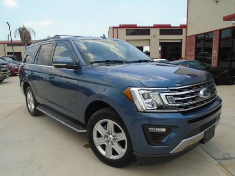 2018 Ford Expedition for sale at Premier Foreign Domestic Cars in Houston TX