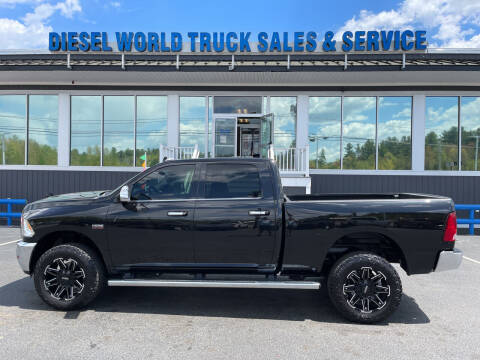 2018 RAM Ram Pickup 2500 for sale at Diesel World Truck Sales in Plaistow NH
