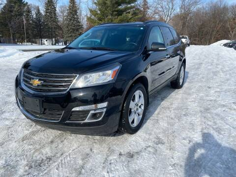 2017 Chevrolet Traverse for sale at Northstar Auto Sales LLC in Ham Lake MN