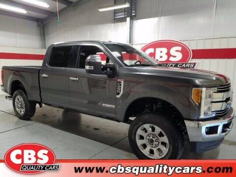 2017 Ford F-250 Super Duty for sale at CBS Quality Cars in Durham NC