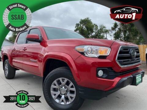 2019 Toyota Tacoma for sale at Street Smart Auto Brokers in Colorado Springs CO