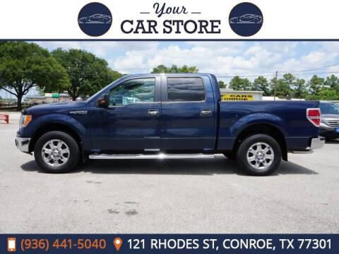 2013 Ford F-150 for sale at Your Car Store in Conroe TX