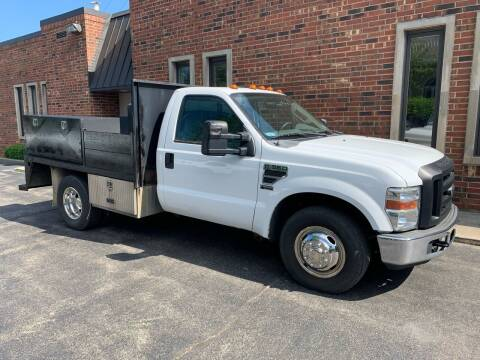 2008 Ford F-350 Super Duty for sale at Riverview Auto Brokers in Des Plaines IL