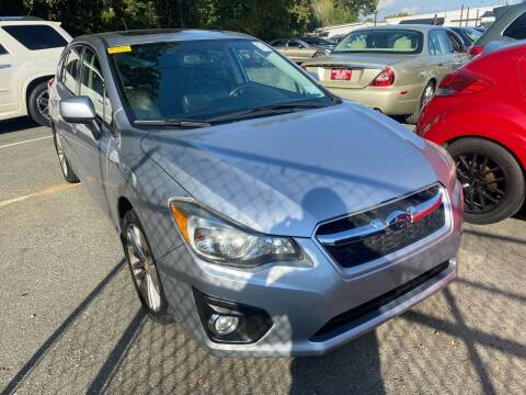 2014 Subaru Impreza for sale at Import Performance Sales in Raleigh NC